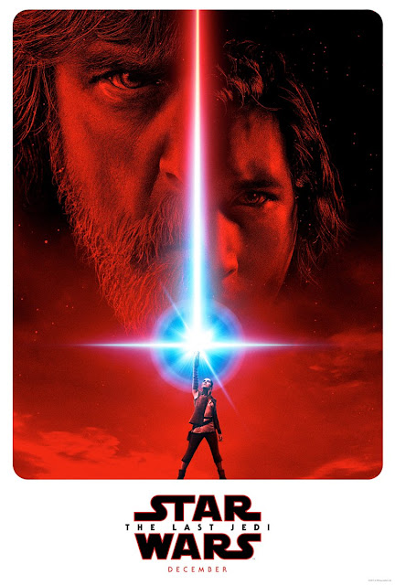 Star Wars The Last Jedi Teaser Theatrical One Sheet Movie Poster