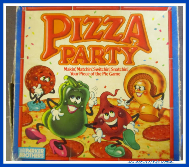 "photo of: ""Pizza Party"" Game"