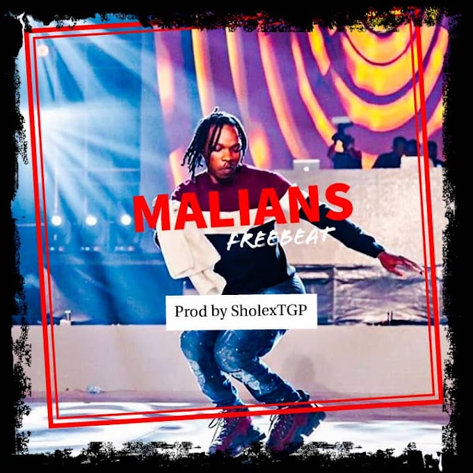 "SholexTgp - ""Malian Freebeat"" (Naira Marley Diss)"