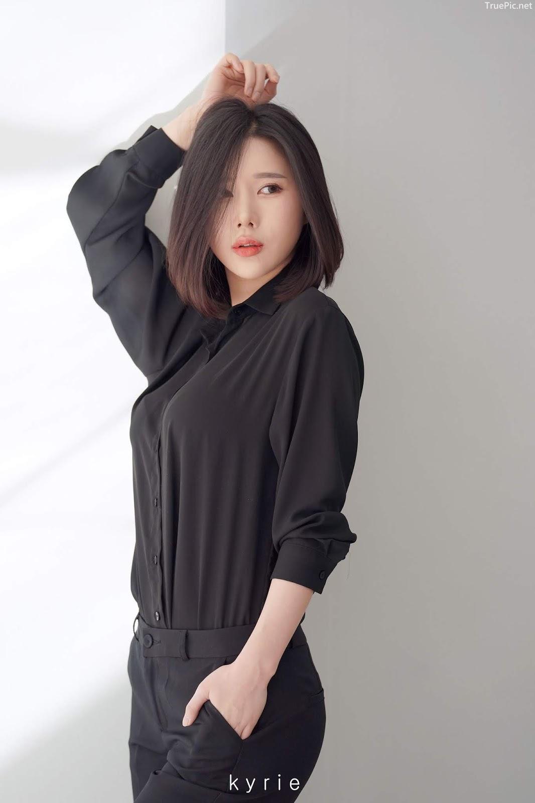Korean racing queen - Song Ju Ah - Studio Photoshoot - Picture 6
