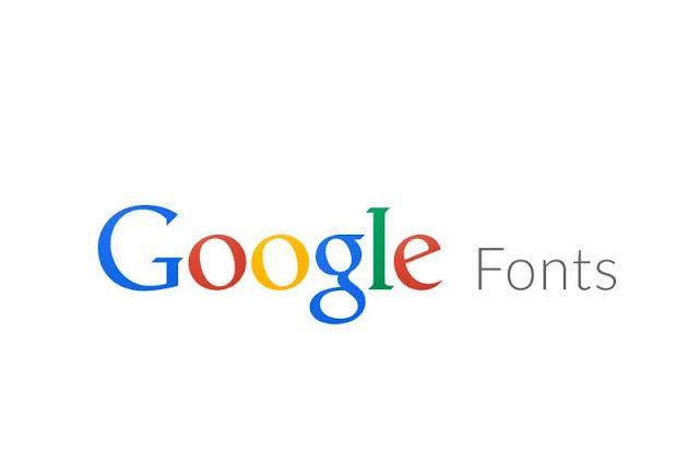 Font Terpopuler di Google Font