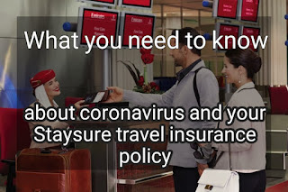 What you need to know about coronavirus and your Staysure travel insurance policy