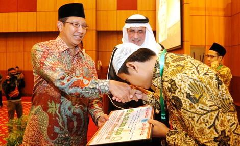 Dubes Saudi: Masya Allah.. Indonesia selalu Juara Musabaqah Al Qur'an
