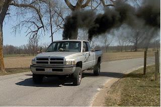 Penyebab Asap Berwarna Hitam Pada Mesin Diesel
