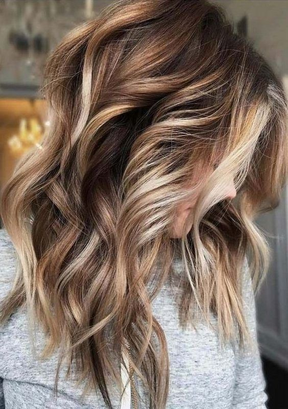 Stylish and beautiful hair color recommendations