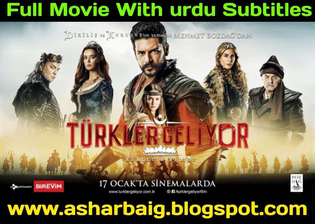 turkish historical movie turkler