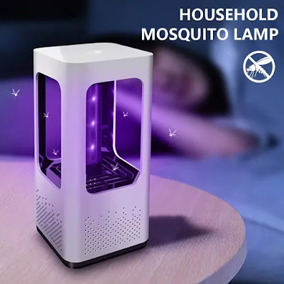 Portable USB Electric Mosquito Killer Lamp, Anti Mosquito Insect Bug Zapper Trap | Best Mosquito Killer Machine for Home | Mosquito killers for Bedroom in India