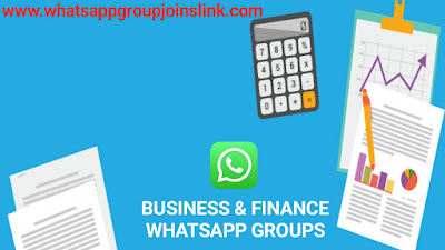Join Now! Business & Finance WhatsApp Group Joins Link 2019 | WhatsApp Group Joins Link