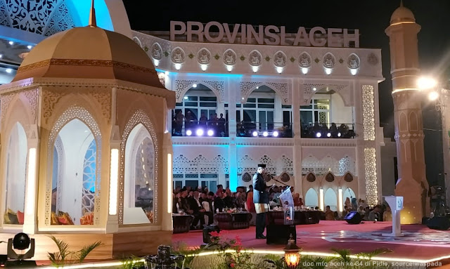 Bener Meriah Resmi Jadi Tuan Rumah MTQ Aceh Tahun 2021