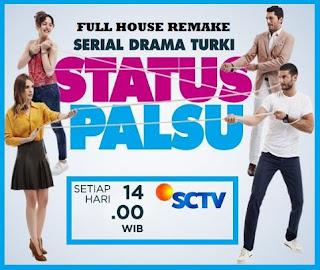 Status Palsu SCTV