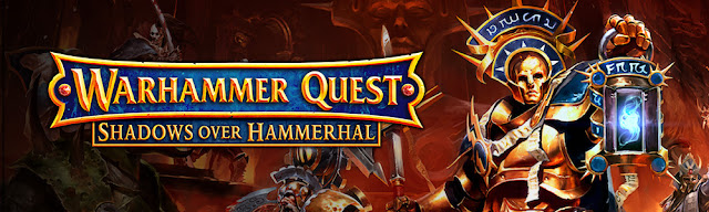Wayland Games: New Fantasy Warhammer Quest: Shadows Over Hammerhal Boardgame