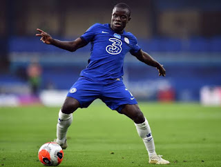 Confirmed: N'Golo Kante to miss Man United clash