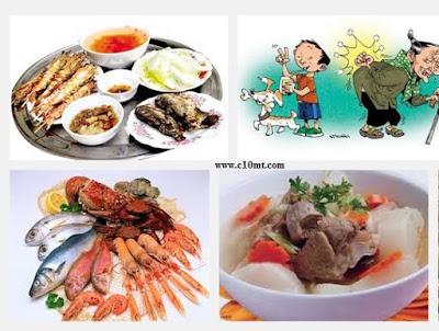 Thực phẩm ngăn ngừa và điều trị bệnh loãng xương