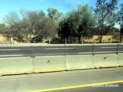 Otros vestigios del Camino Real en la autopista 45D en Querétaro. Noticias en tiempo real