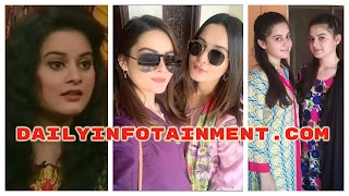Aiman Khan And Minal Khan Video when They were 16 Yrs Old   Amazing Transformation