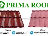 Jual Genteng Metal Prima Roof Harga Terbaru dan Terupdate