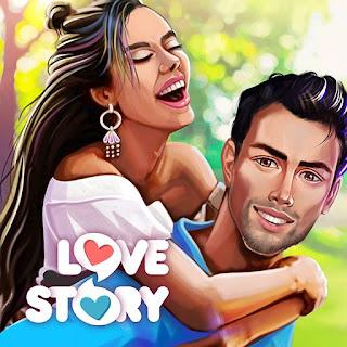 لعبة رومانسية قصة حب مهكرة جاهزة مجانا، التهكير تذاكر + ماس