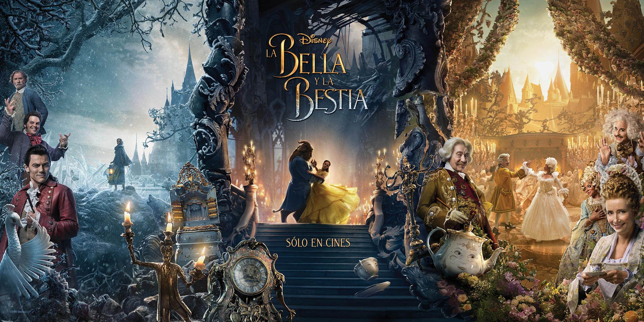 La Bella y la Bestia Mega Español Latino Disney cuentos de adas princesas pelicula descargar gratis mega español latino