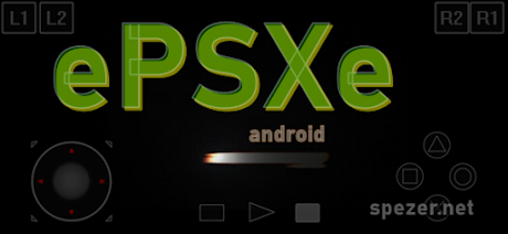 Cara Mengatur Layar Emulator ePSXe menjadi Fullscreen di Android