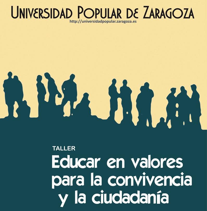 Educar En Valores Para La Convivencia Y La Ciudadanía