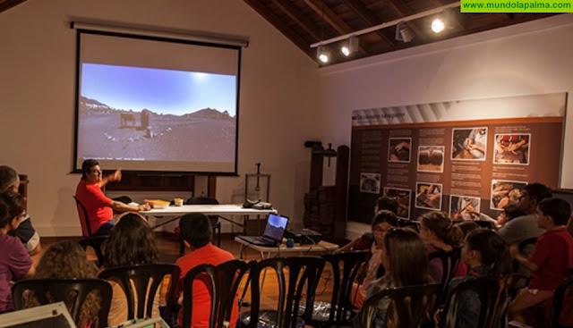El Cabildo fomenta el interés por la astronomía entre jóvenes de la isla