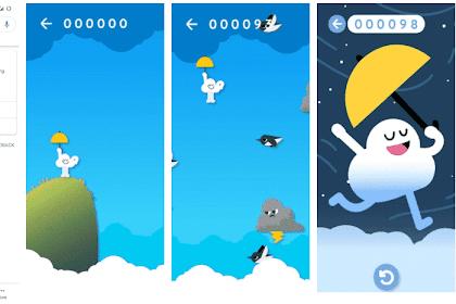Aplikasi Google Memiliki Game Tersembunyi Baru