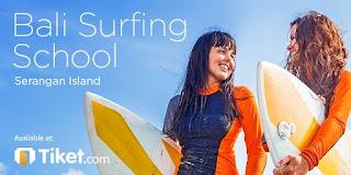 cari tempat belajar surfing di bali