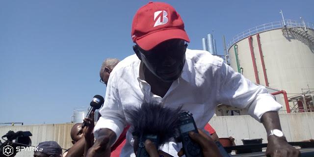 """Guinée/politique : Me Abdoul Kabèlè Camara pique """" une constitution peut être changée à tout moment, mais pas à des fins personnelles''"""