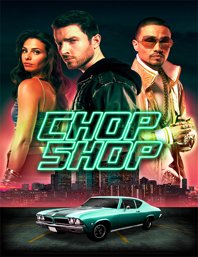 Ver Criado por lobos (Chop Shop) (2014) Online