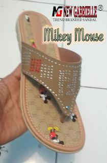 Sandal NewGabrielle Micky Mouse
