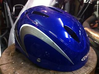 1258692879 - 自転車用ヘルメット 1 バラし&ベースカラー