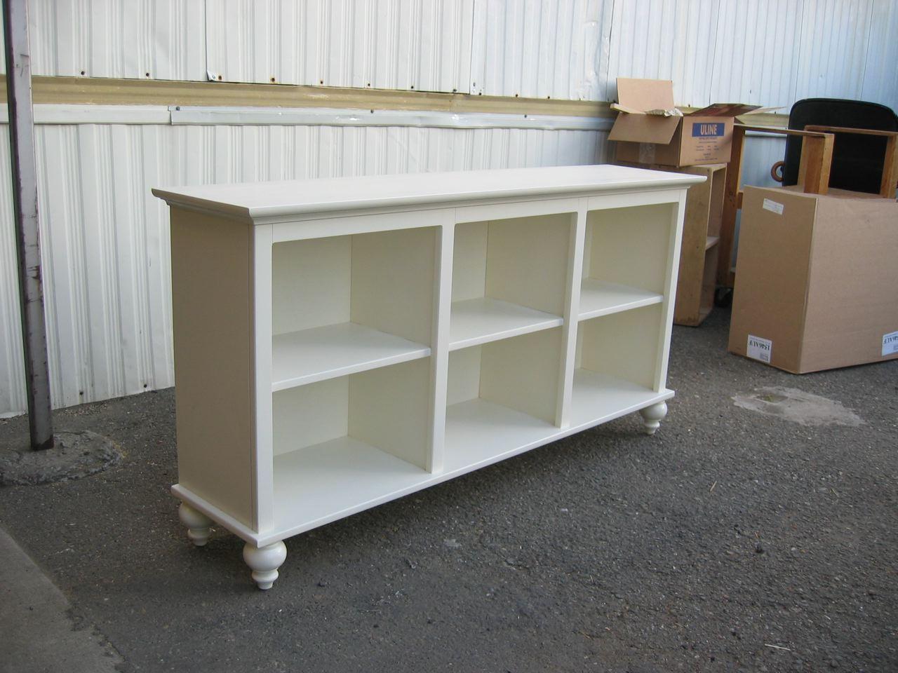 Stumasa White Quot Cottage Quot Style Bookcase