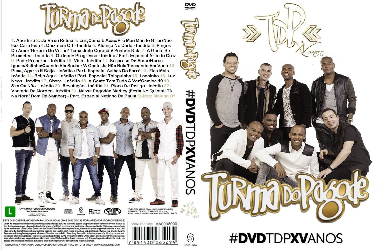 Turma do Pagode XV Anos Ao Vivo CD + DVDRip + DVD-R Turma 2Bdo 2BPagode 2BXV 2BAnos 2BAo 2BVivo 2B2016 2B  2BXANDAO 2BDOWNLOAD