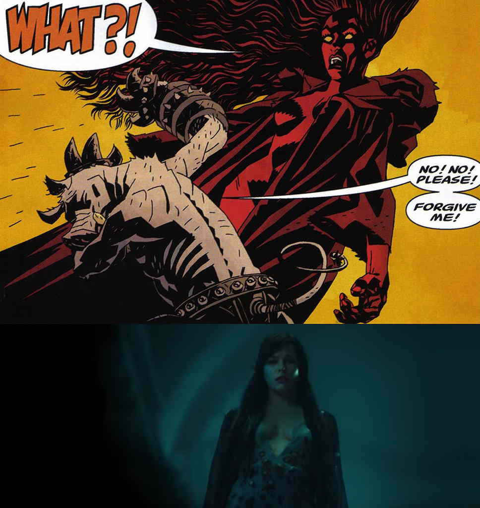 Sexy superheroine comic art matt johnson may-2088