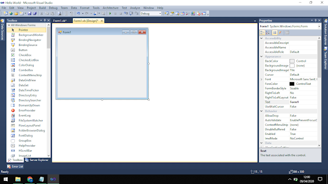membuat input box di VB.NET
