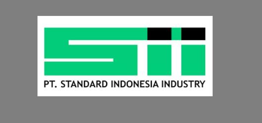 Lowongan Kerja Operator PT Standart Indonesia Industri