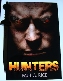 Portada del libro Hunters, de Paul A. Rice