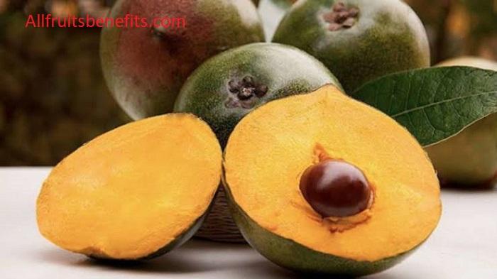 Benefits of lucuma fruit