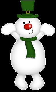 Funny Snowmen.