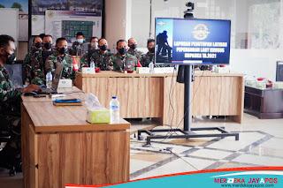 Komandan Puskopaska Harapkan Prajurit Punya Daya Tempur Dan Gerak Tinggi