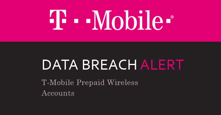 T-Mobile Suffers Data Breach Affecting Prepaid Wireless Customers