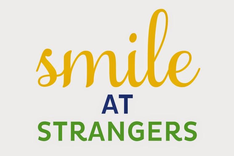 Senyum Dengan Semua Orang