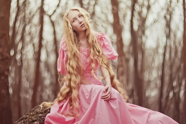 Girls With Long Hair - Anastasiagirls With Very Long Hair-1421