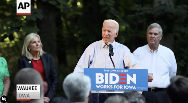 CNN's John King: Joe Biden 'sometimes' sounds like Hillary Clinton in 2016 with the 'it's my turn' motto