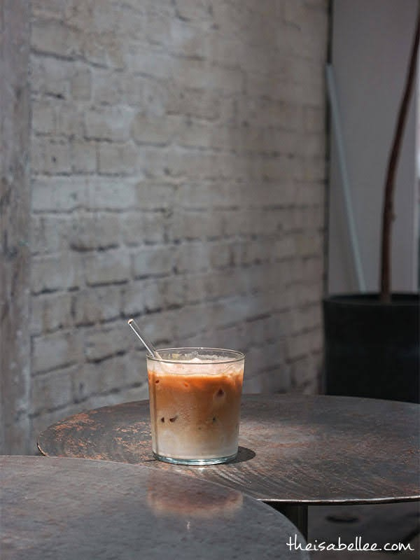 Norm Micro Roastery Penang iced coffee