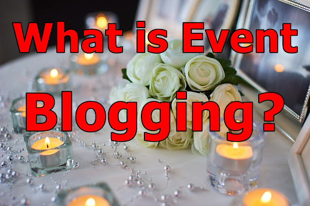 What Is Event Blogging