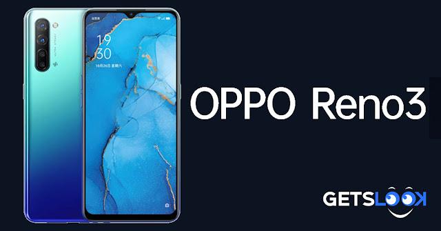 Oppo Reno3 - Getslook.com/