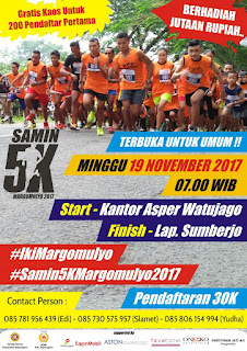 The Greatest Race in Bojonegoro is back!