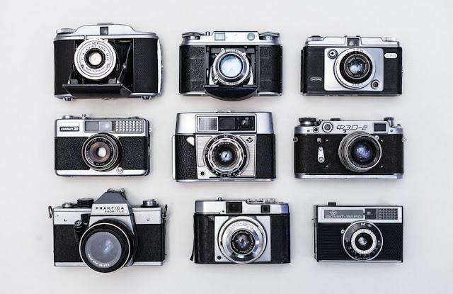 Scegliere la prima fotocamera