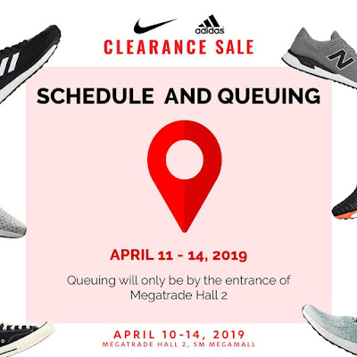 Nike, Adidas, New Balance, Asics Clearance Sale